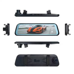 1080P 720P Streaming Media rearview mirror camera