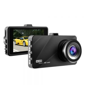 Dash Cam 1080P FHD DVR Car Driving Recorder 140 Wide Angle