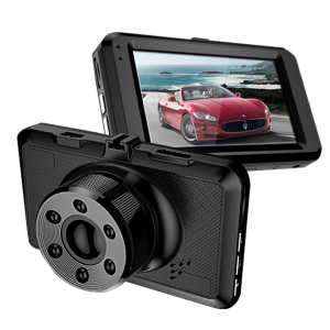 night vision hd 1080p car dash camera with CE ROHS C-TICK