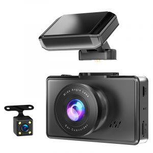 Real 1080P dashcam